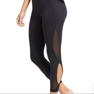 MOVING SALE: mesh side panel powervita tights